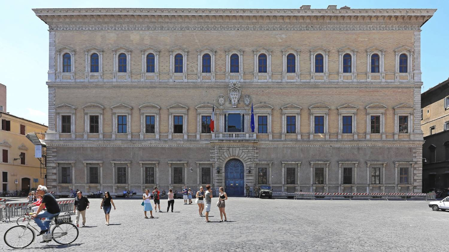 Palazzo Farnese - Things To Do In Rome