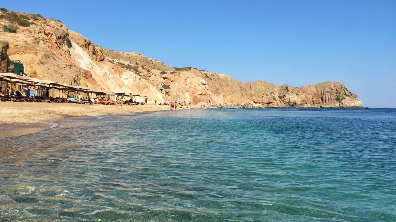 Paliochori Beach - Things To Do In Milos