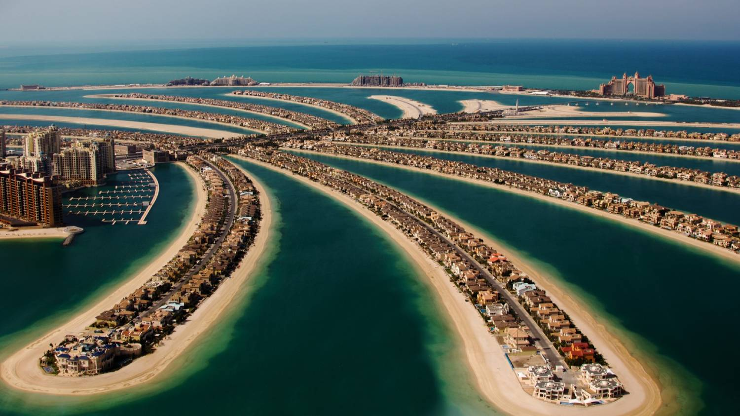 Palm Islands & The World - Things To Do In Dubai