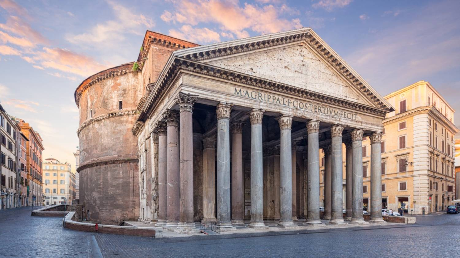 The Pantheon - Things To Do In Rome
