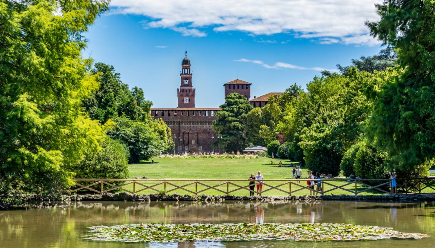 Parco Sempione - Things To Do In Milan