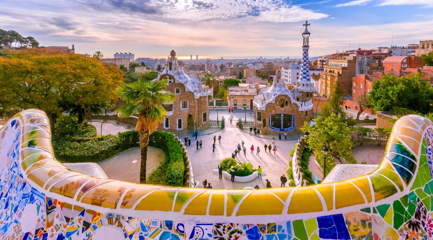 Park Guell - Things To Do In Barcelona