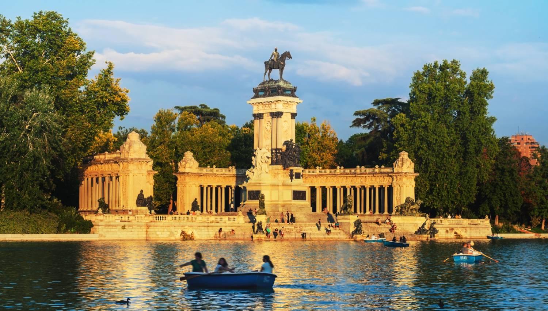 Parque del Buen Retiro - Things To Do In Madrid