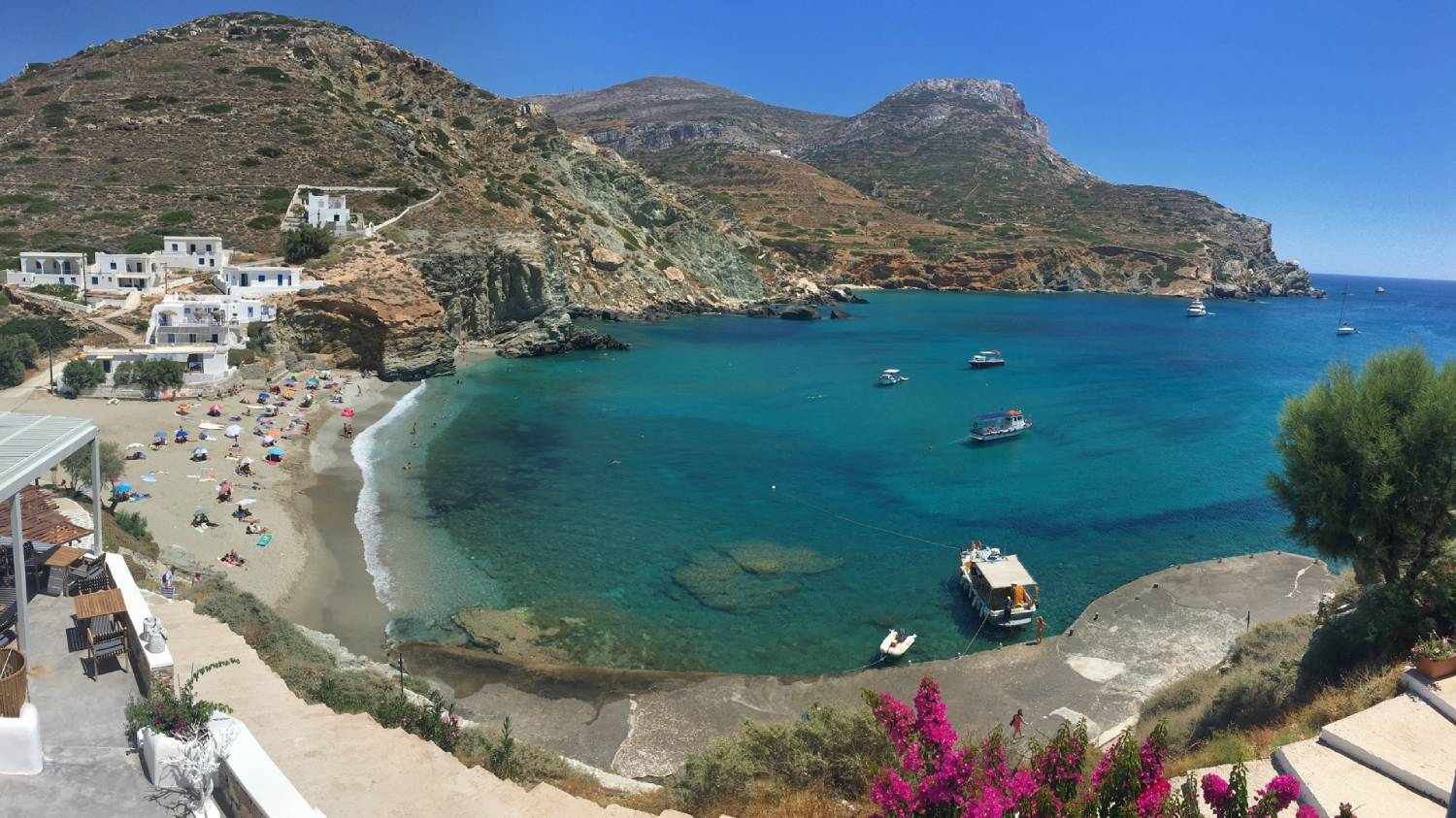 Pasithea - Things To Do In Folegandros