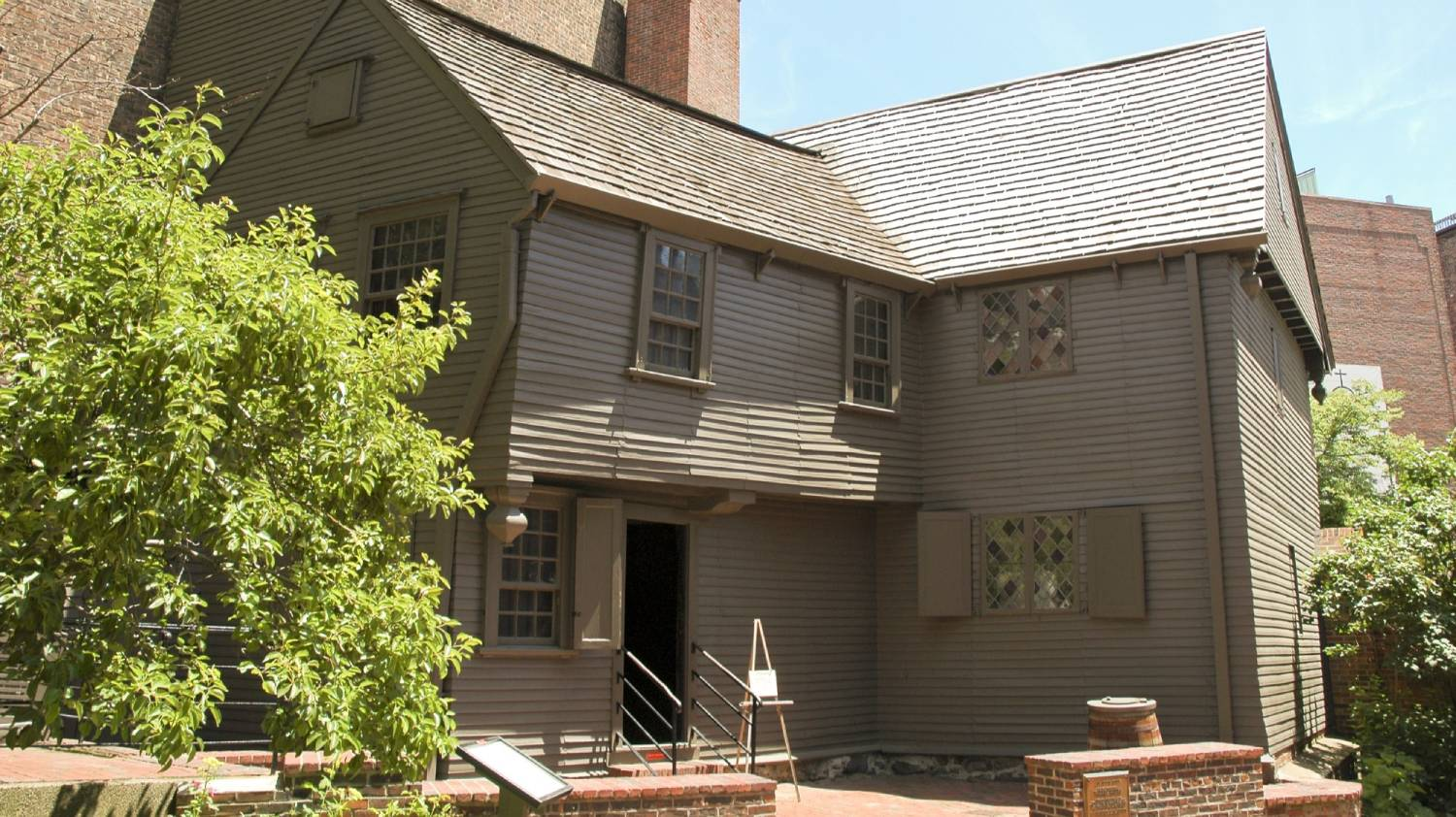 Paul Revere House - Things To Do In Boston
