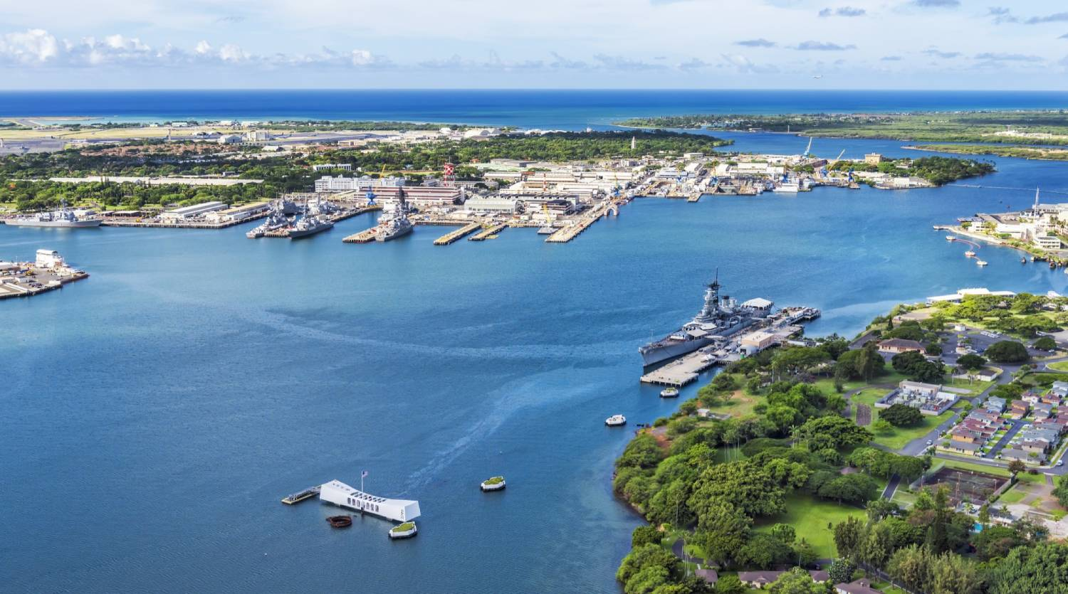 Pearl Harbor - Things To Do In Hawaii