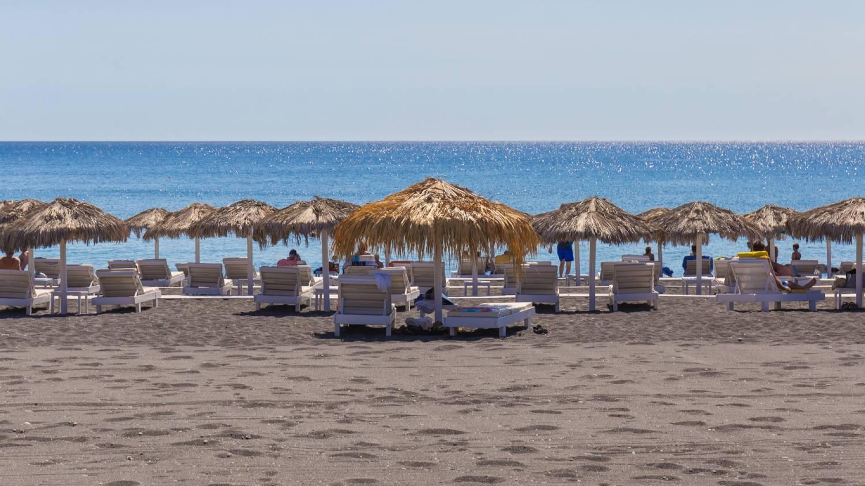 Perivolos Beach - Things To Do In Santorini