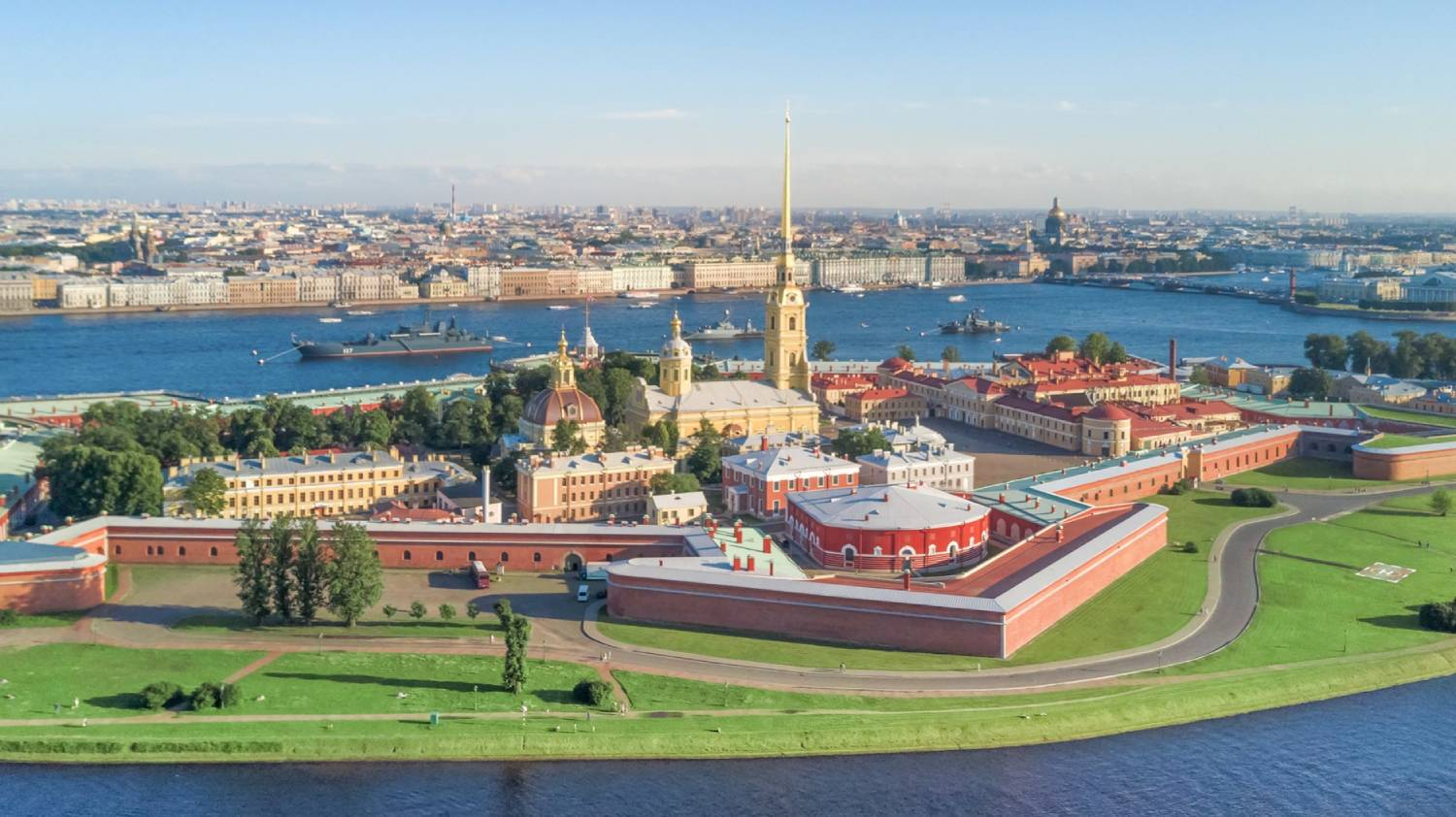 Peter & Paul Fortress - Things To Do In Saint Petersburg