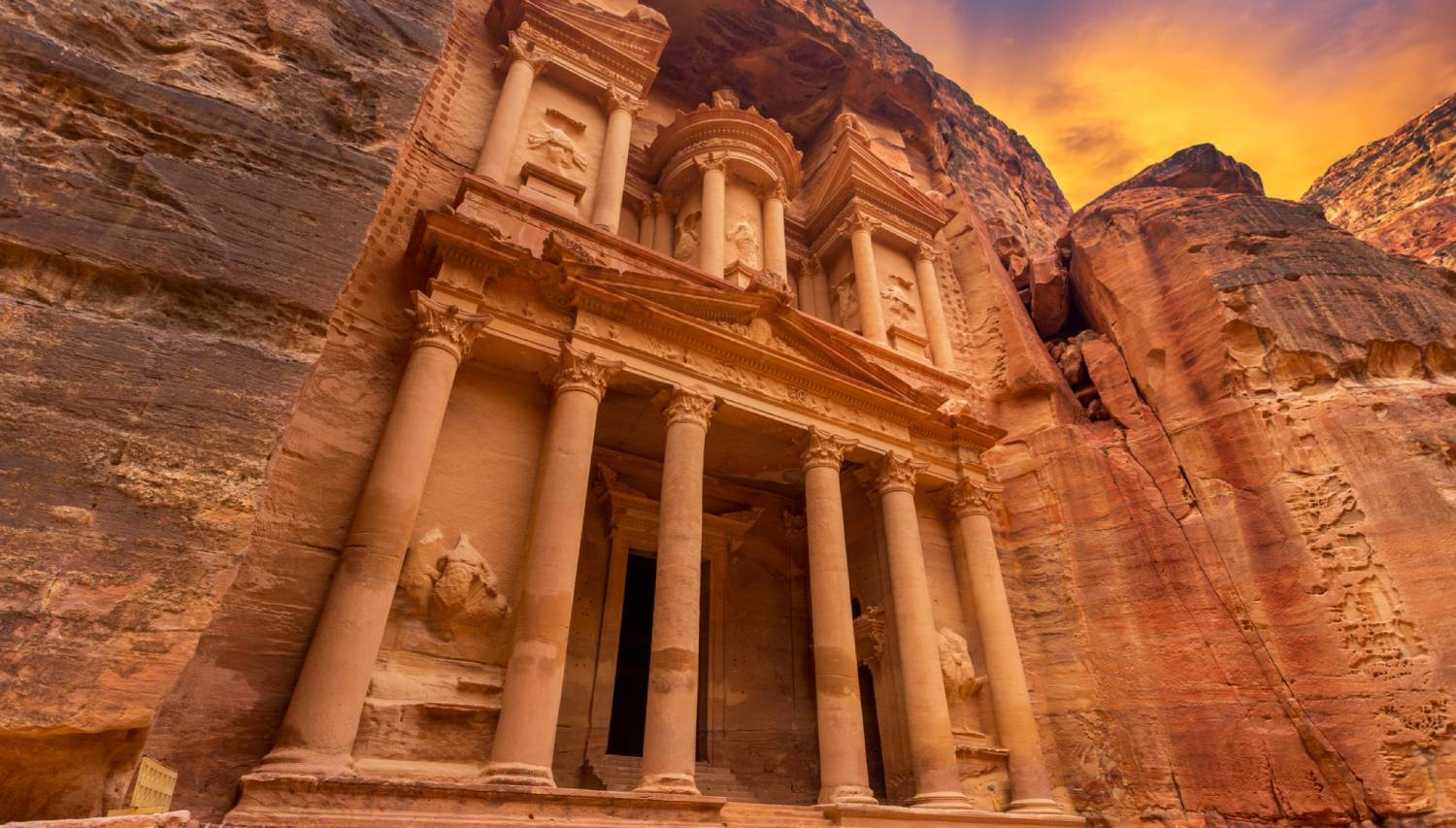 Petra - Things To Do In Amman