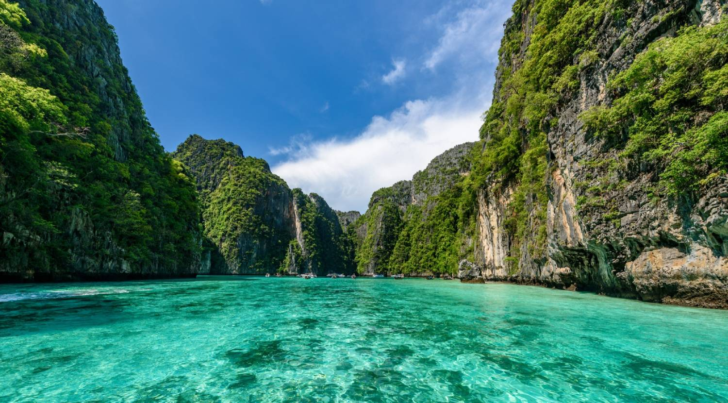 Phi Phi Islands - Things To Do In Thailand