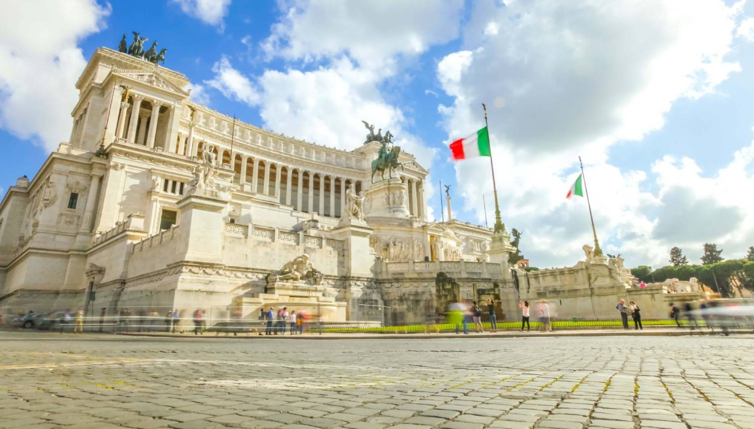 Piazza Venezia - Things To Do In Rome