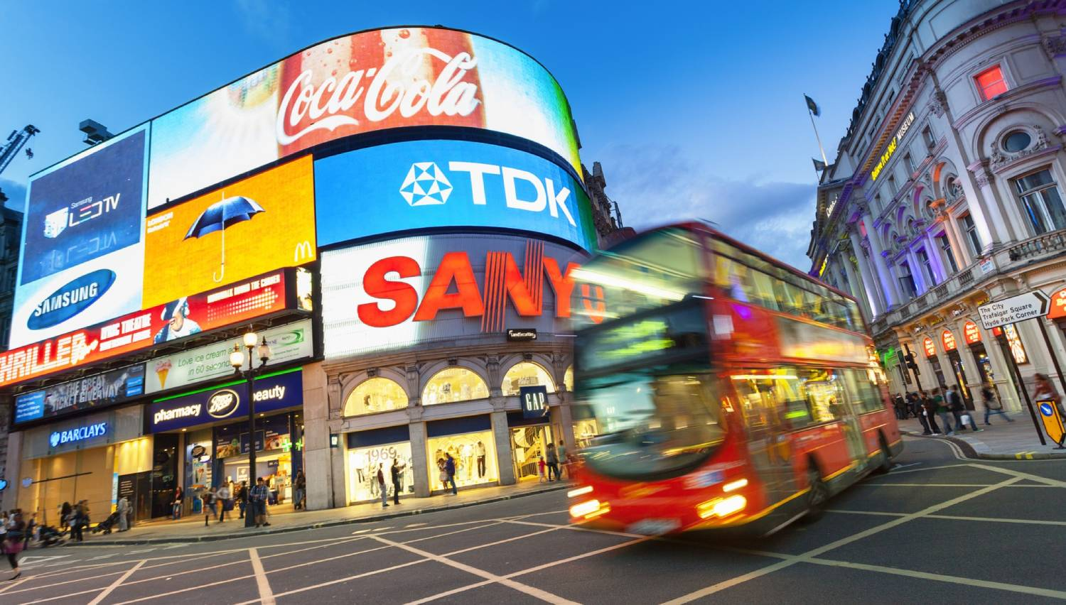 Piccadilly Circus - Things To Do In London