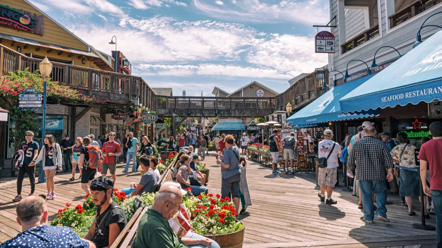 Pier 39 - Things To Do In San Francisco
