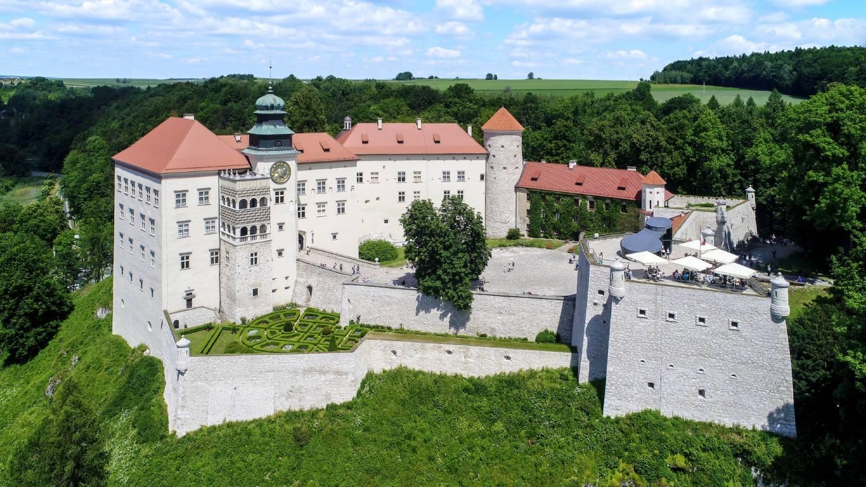 Pieskowa Skala Castle - Things To Do In Krakow