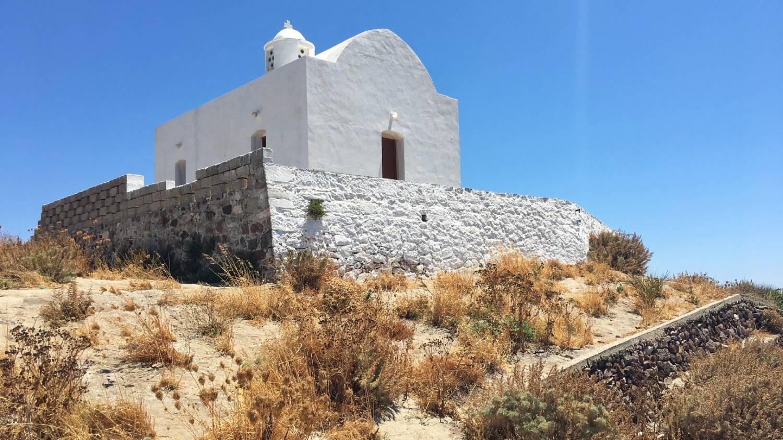 Plaka Castle (Venetian Castle of Milos) - Things To Do In Milos