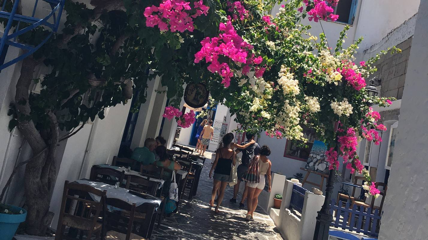 Plaka Village - Things To Do In Milos