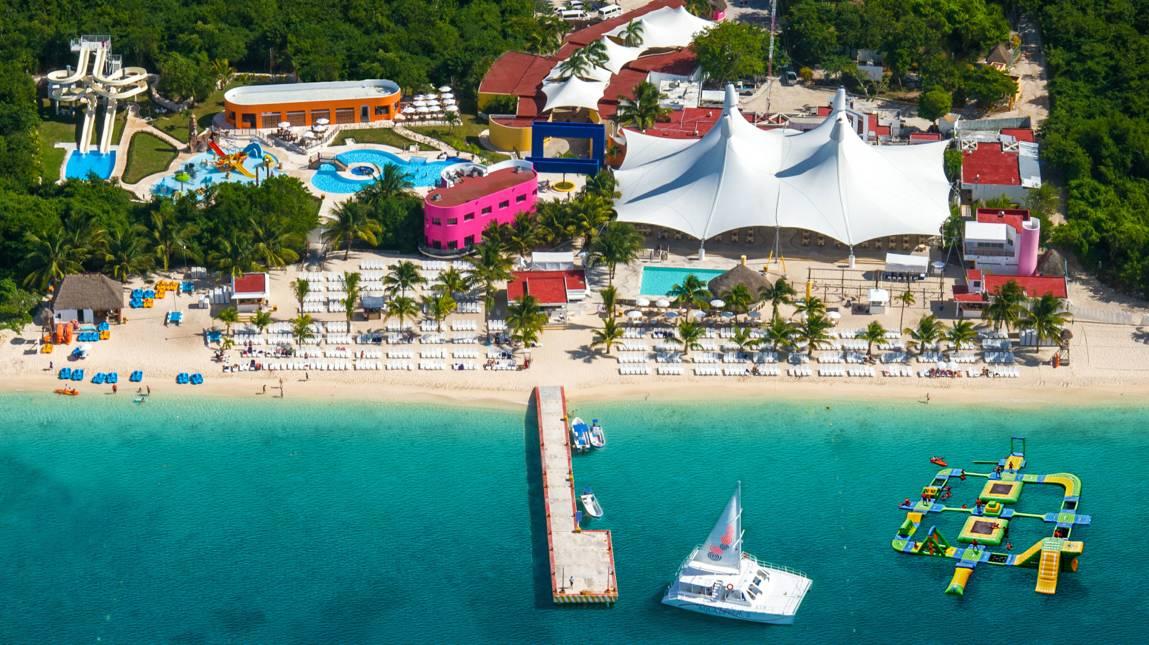 Playa Mia Grand Beach Park - Things To Do In Cozumel
