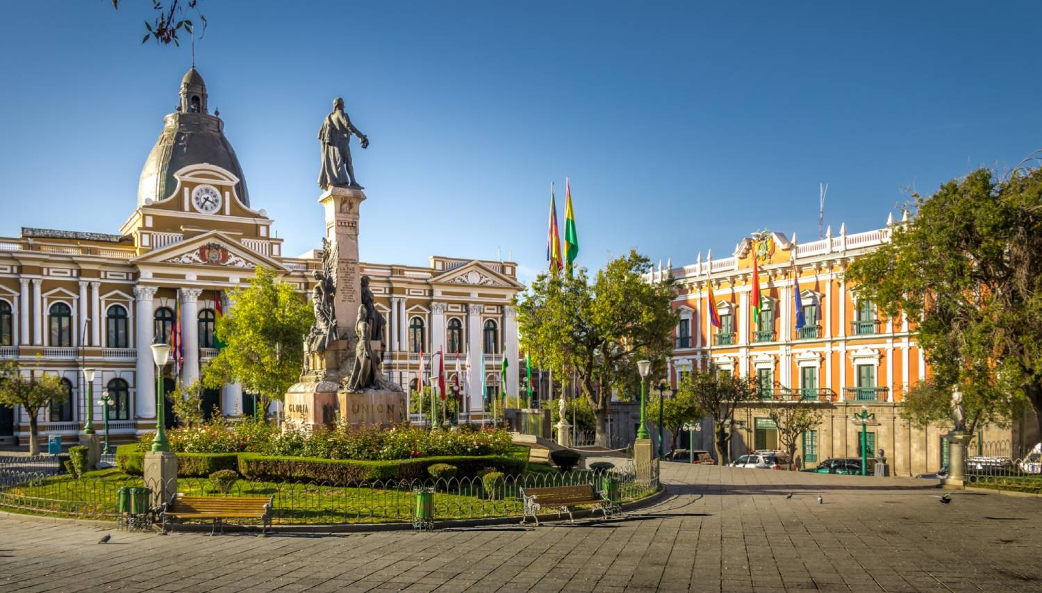 Plaza Murillo - Things To Do In La Paz