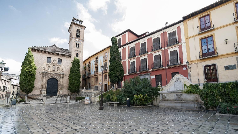 Plaza Nueva - Things To Do In Granada