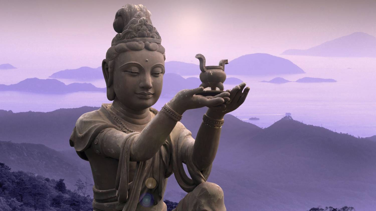 Po Lin Monastery - Things To Do In Hong Kong