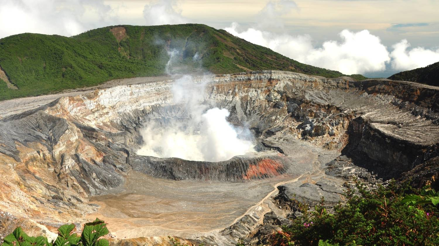 Poas Volcano National Park - Things To Do In San Jose