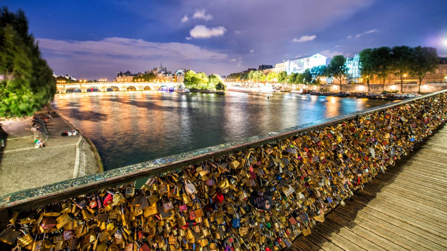 Pont des Arts - Things To Do In Paris