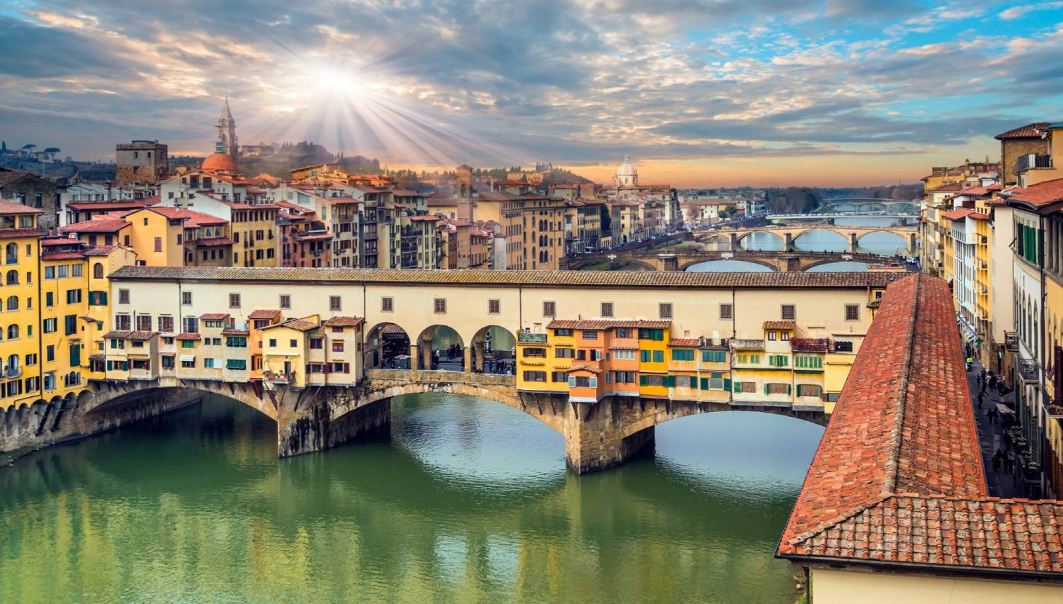 Ponte Vecchio - Things To Do In Florence