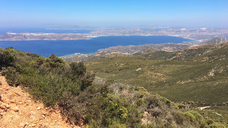 Profitis Ilias Mountain - Things To Do In Milos