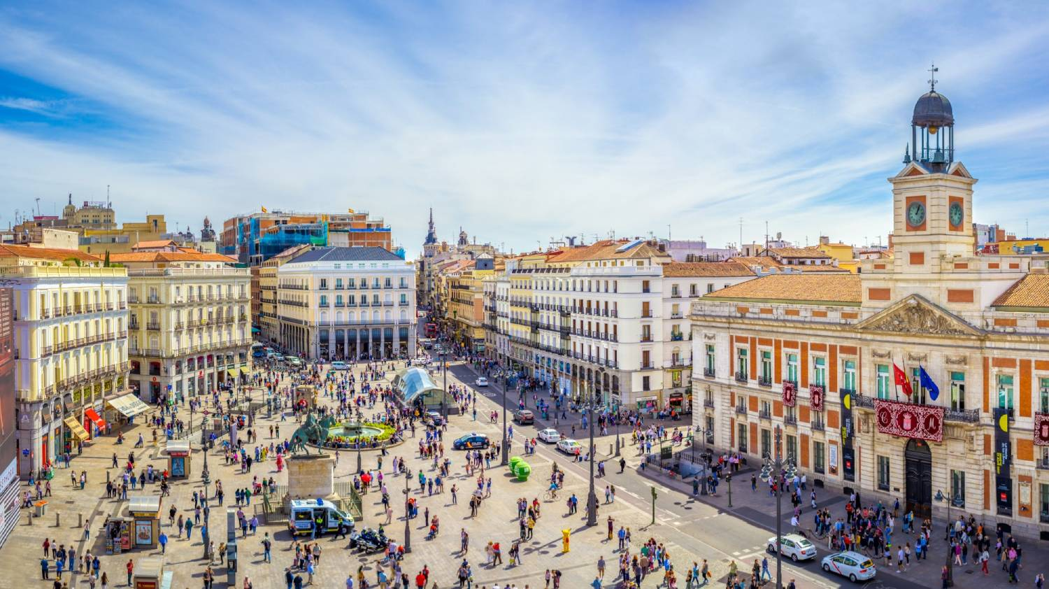 Puerta del Sol - Things To Do In Madrid
