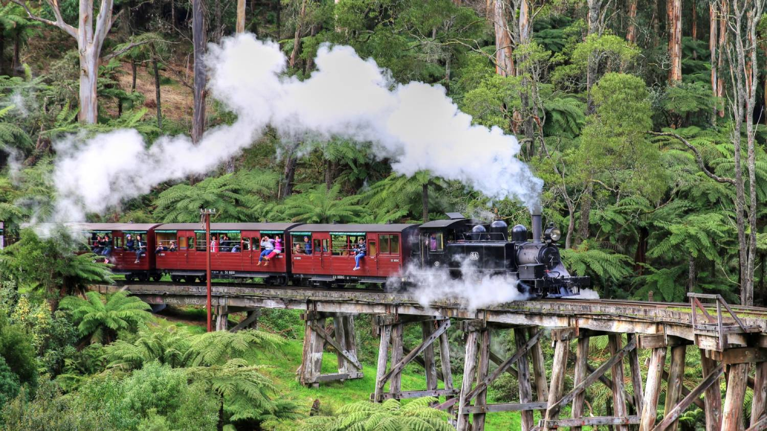 Puffing Billy Railway - Things To Do In Melbourne