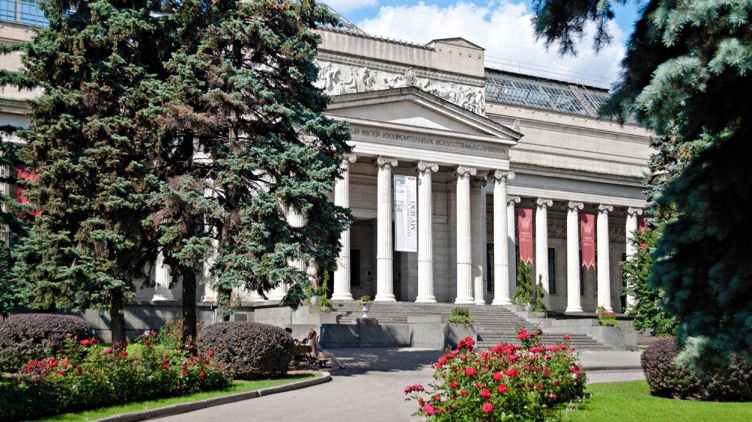 Pushkin Museum - Things To Do In Moscow