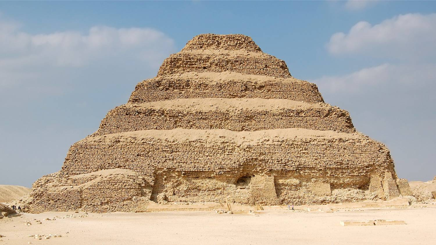 Pyramid of Djoser - Things To Do In Cairo