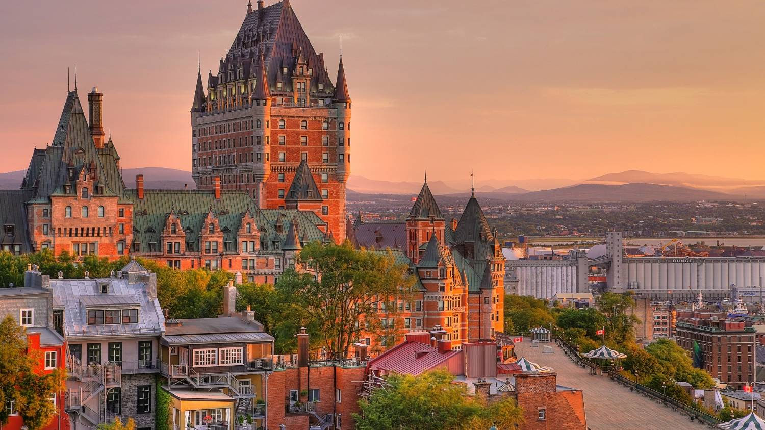 Quebec City - The Best Places To Visit In Canada