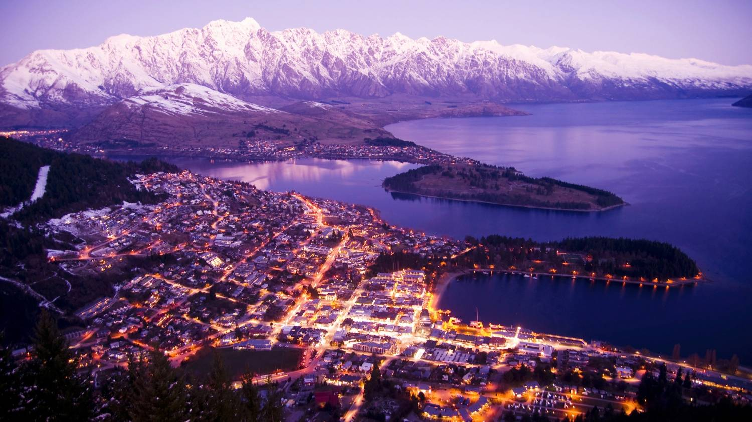 Queenstown - The Best Places To Visit In New Zealand