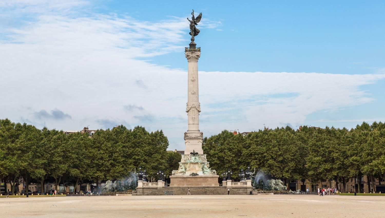 Quinconces Square (Esplanade des Quinconces) - Things To Do In Bordeaux