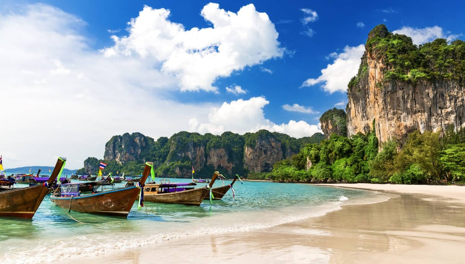 Railay Beach - The Best Places To Visit In Thailand