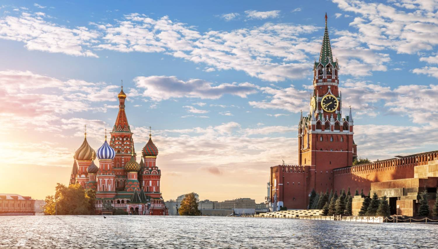 Red Square (Krasnaya Ploschad) - Things To Do In Moscow