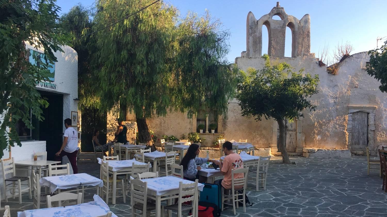 Restaurant 'o' Kritikos - Things To Do In Folegandros