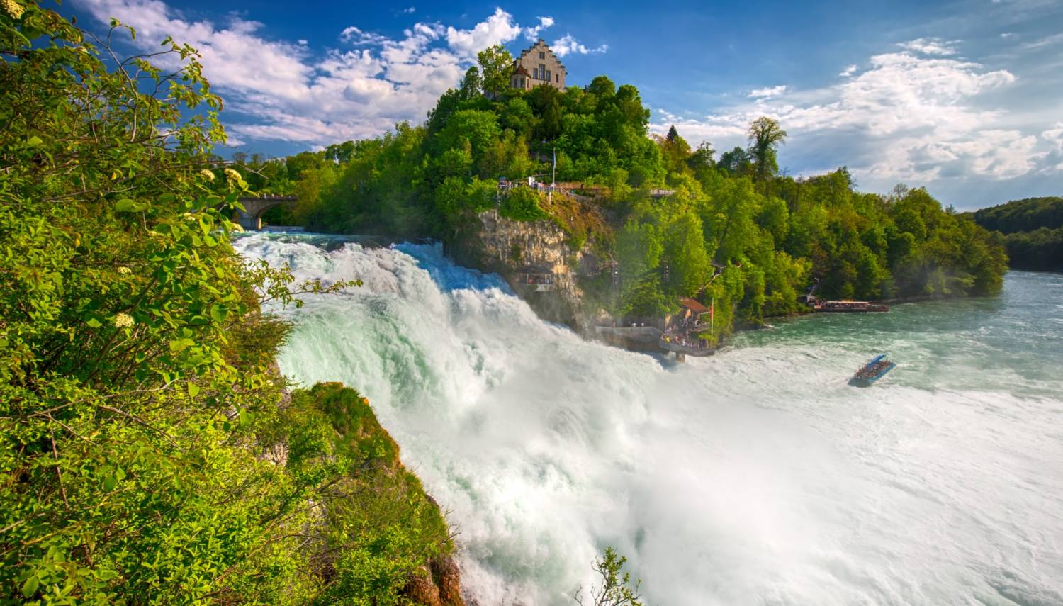 Rhine Falls - Things To Do In Zurich