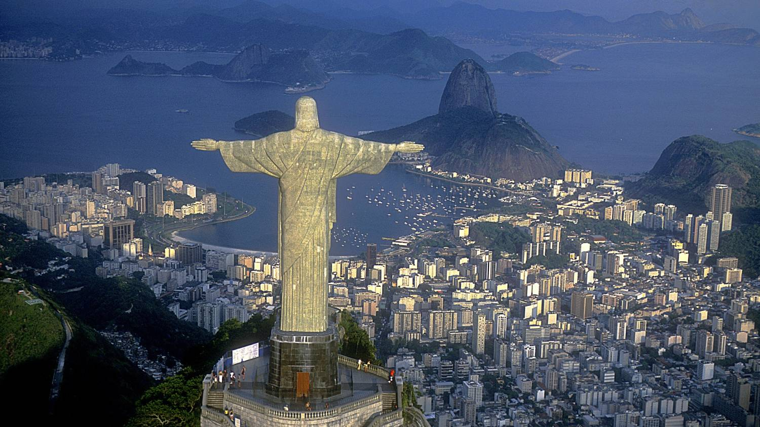 Rio de Janeiro - The Best Places To Visit In Brazil