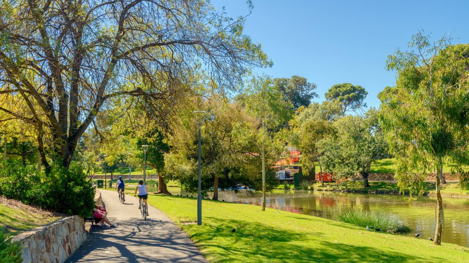 River Torrens Linear Park Trail - Things To Do In Adelaide