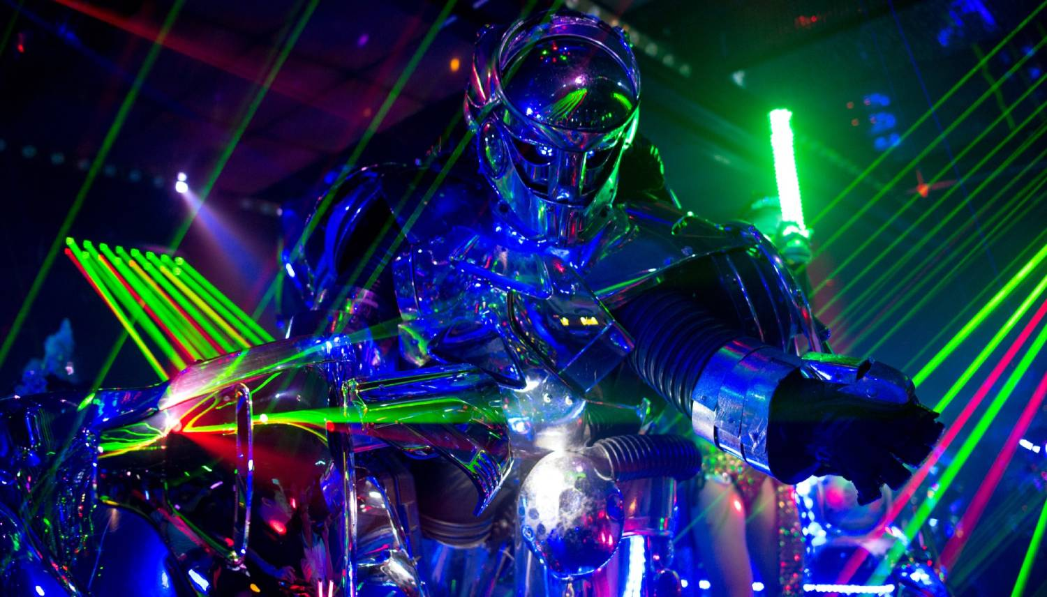 Robot Restaurant - Things To Do In Tokyo