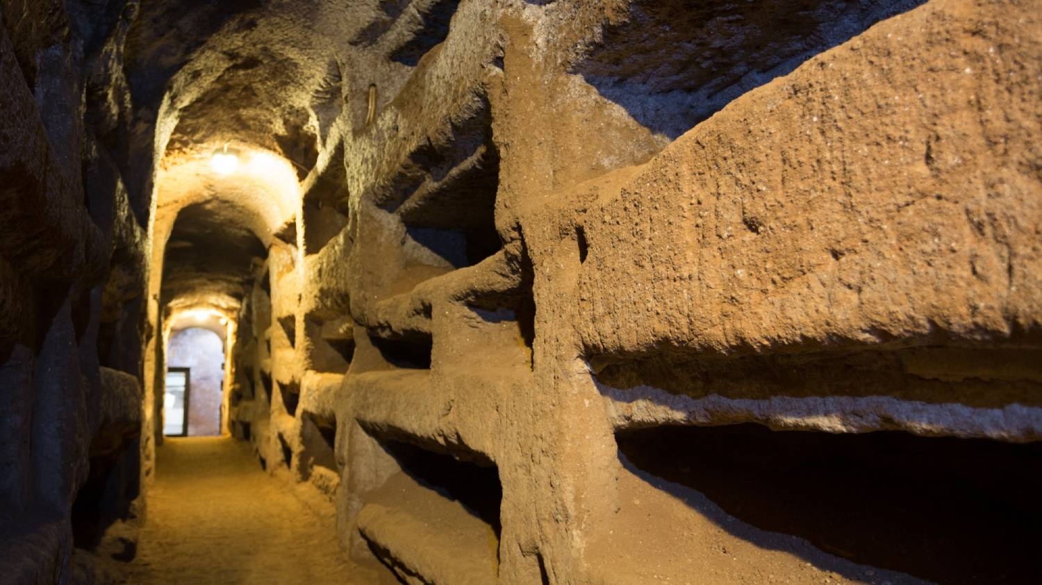 The Roman Catacombs - Things To Do In Rome