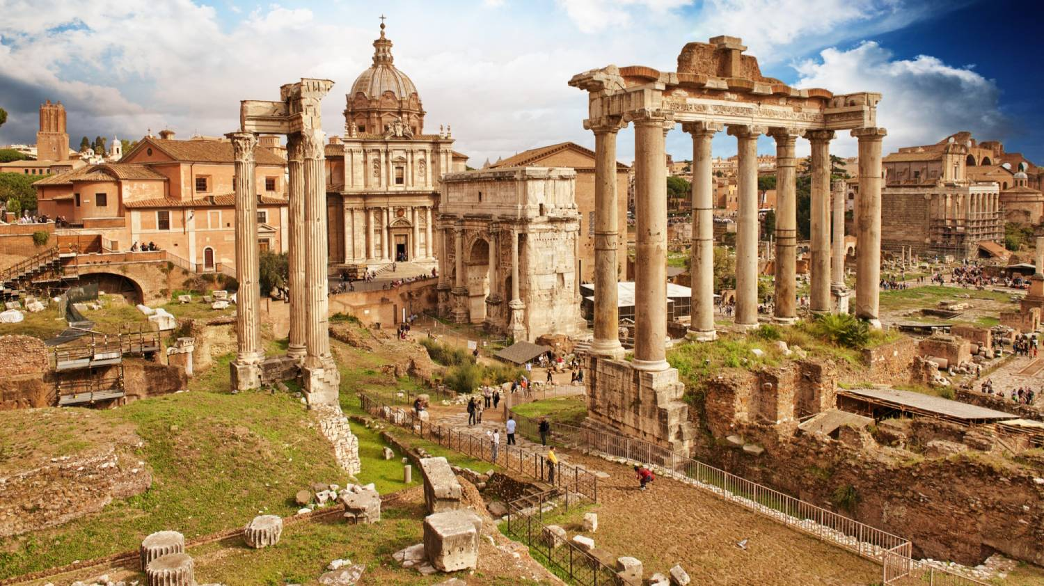 The Roman Forum - Things To Do In Rome