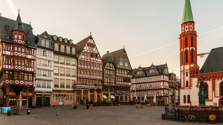 Roman Mountain (Romerberg) - Things To Do In Frankfurt