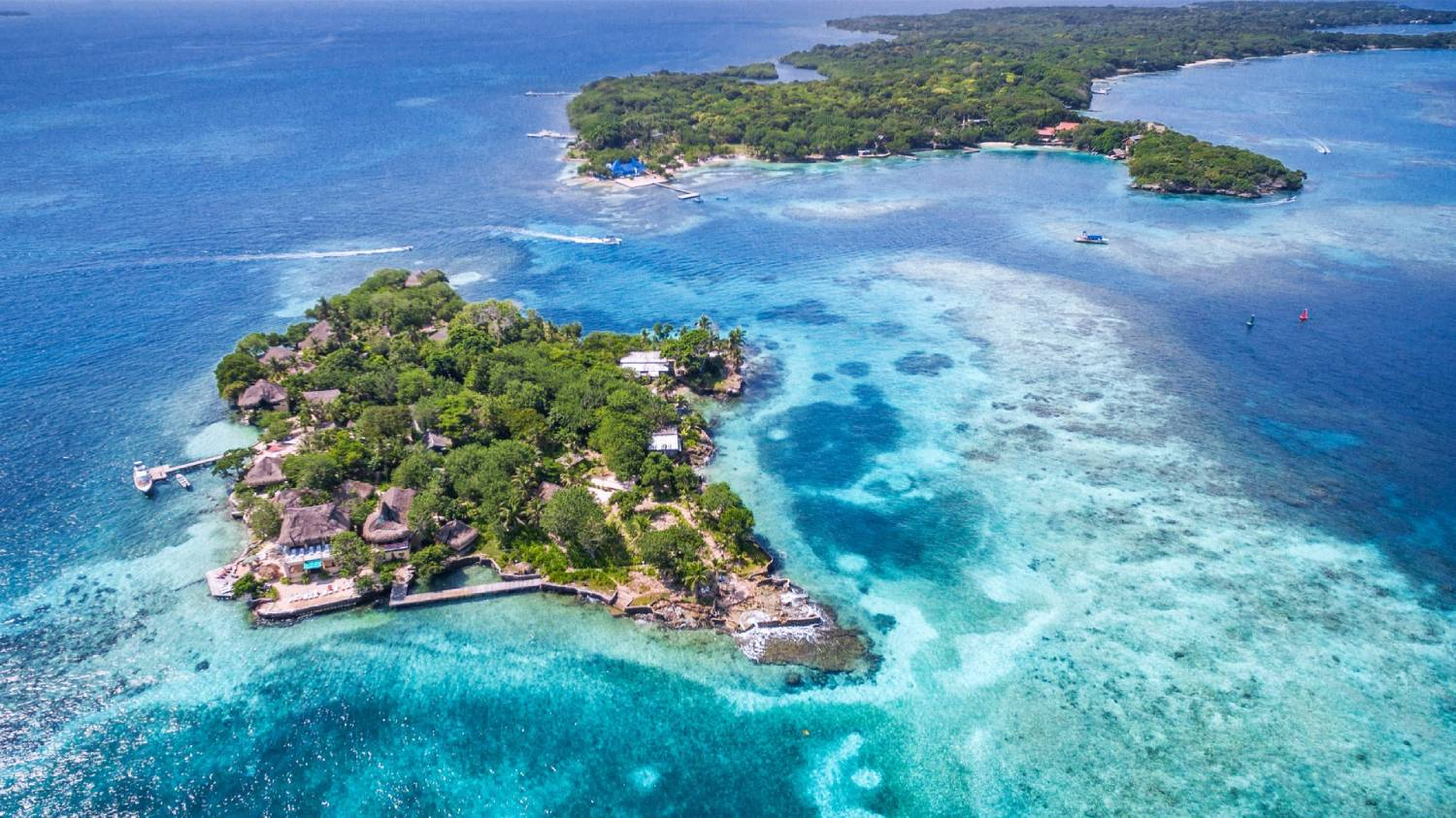 Rosario Islands - The Best Places To Visit In Colombia