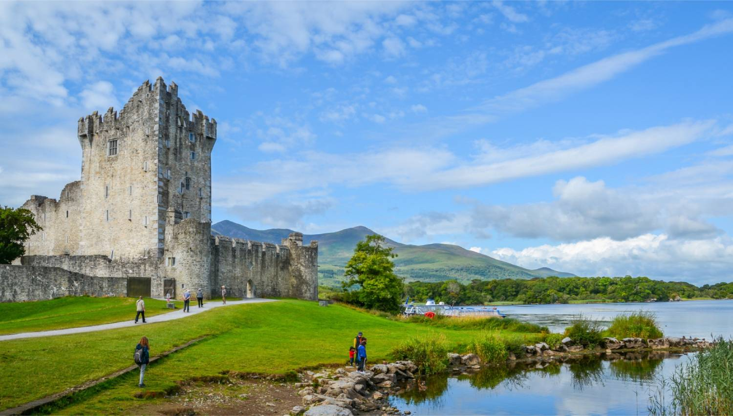 Ross Castle - Things To Do In Killarney