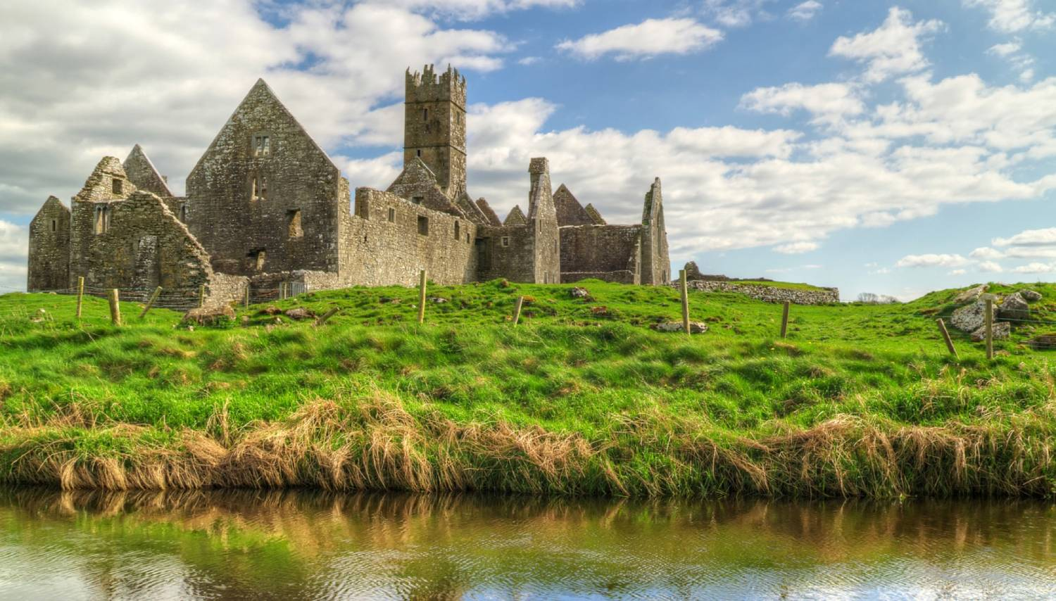Ross Errilly Friary (Ross Abbey) - Things To Do In Galway