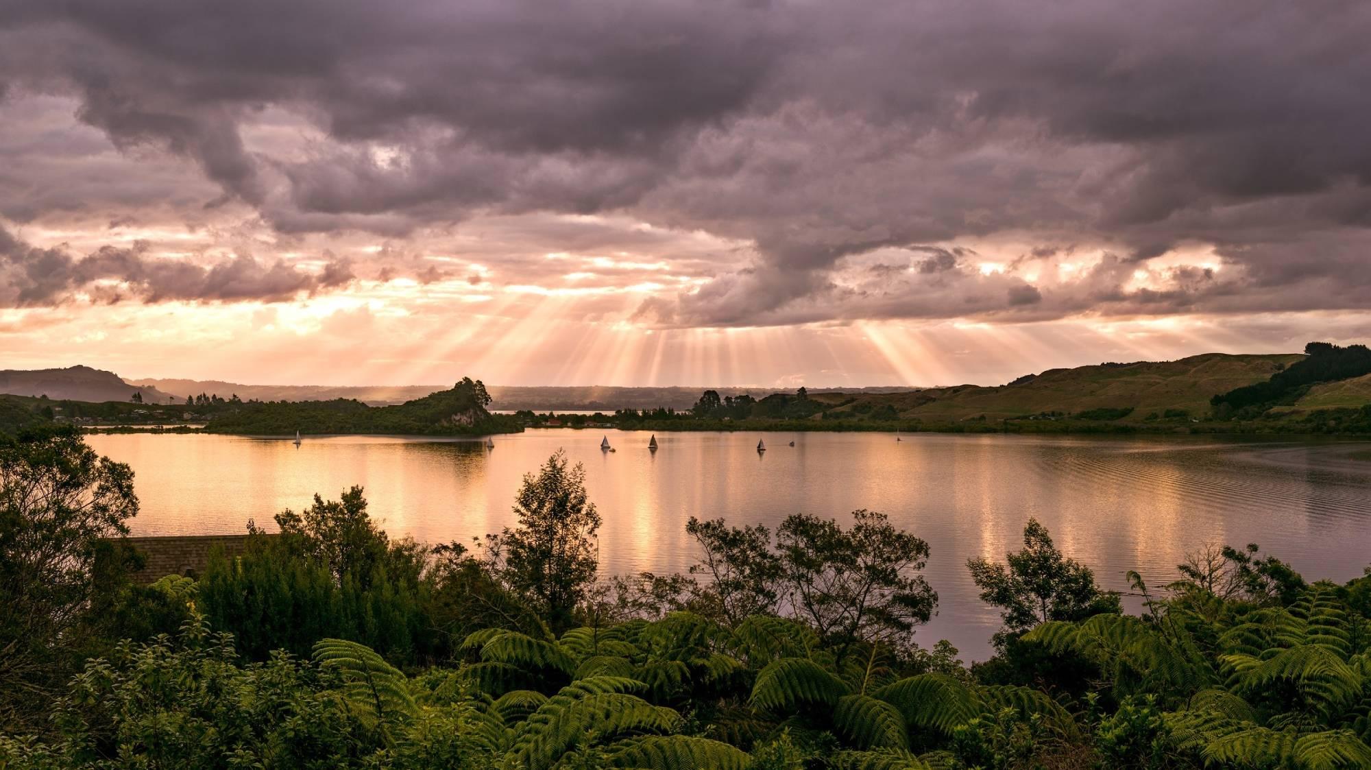 Rotorua - Travel Blog