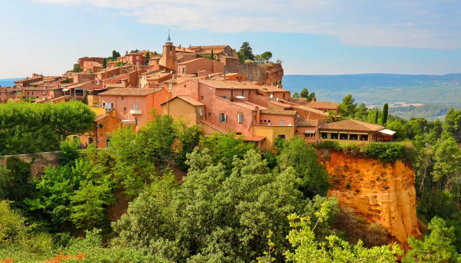 Roussillon - The Best Places To Visit In France